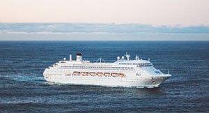 Large Ocean Cruise
